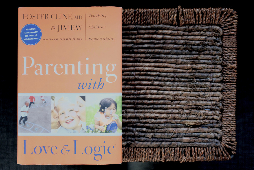 parenting with love and logic, fay, cline, korb