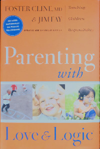 parenting with love and logic, buchcover, fay, cline