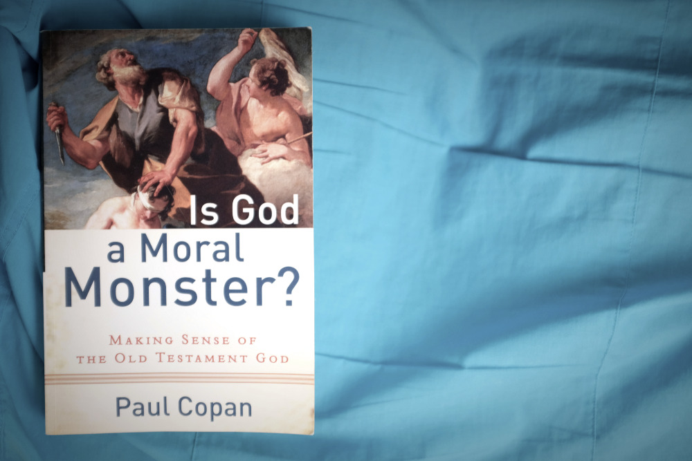 is god a moral monster, Abraham und Isaak, Kindsopfer