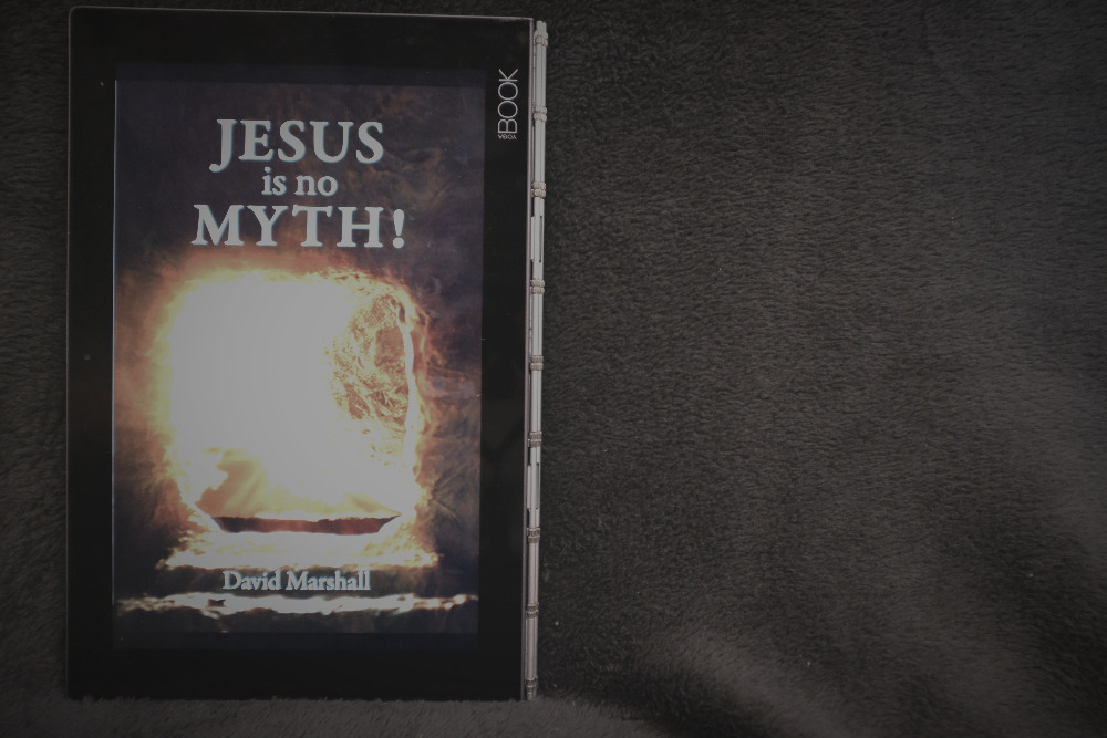 Jesus is no myth, Tablet