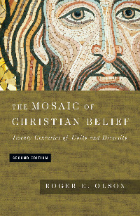 Roger E. Olson, the mosaic of christian belief, buchcover