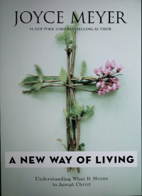 joyce meyer, a new way of living, buchcover
