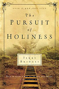 jerry bridges, puruit of holiness, buchcover