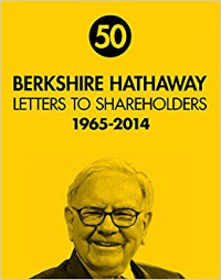 warren buffet, letters to shareholders, buchcover