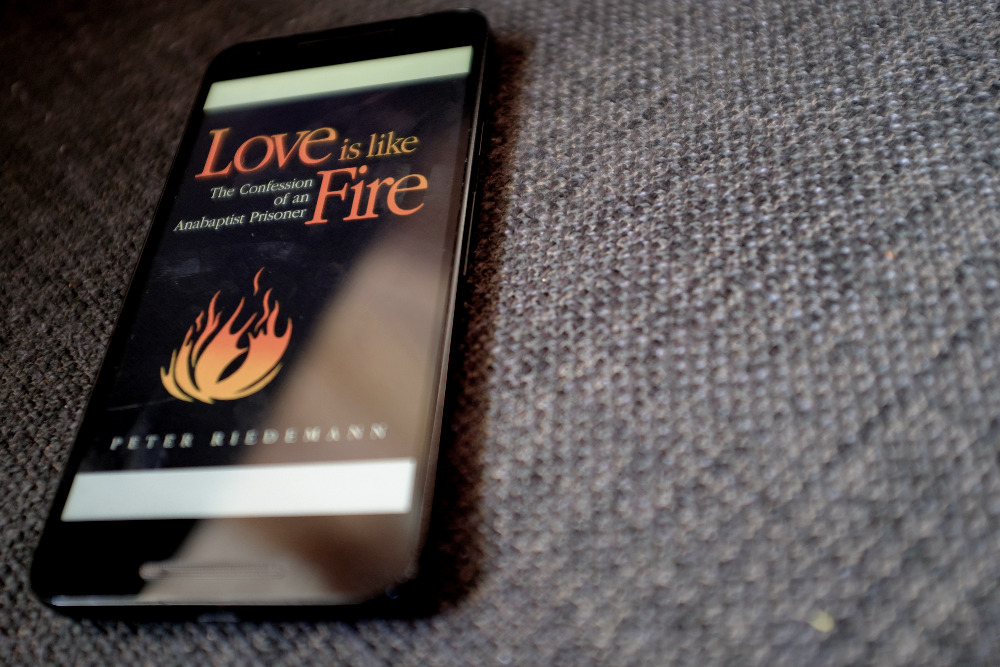 love is like fire, handy