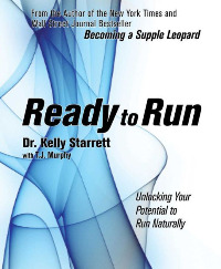 kelly starret, ready to run, buchcover