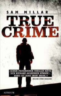 Sam Millar, True Crime, Buchcover