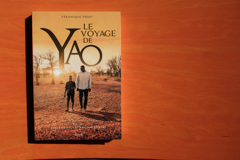 Le Voyage de Yao, Orange, Buch