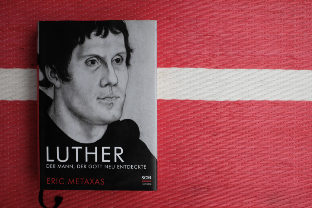 Martin Luther, Biographie